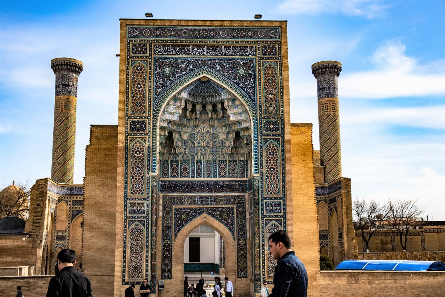 ウズベキスタン 旅行
